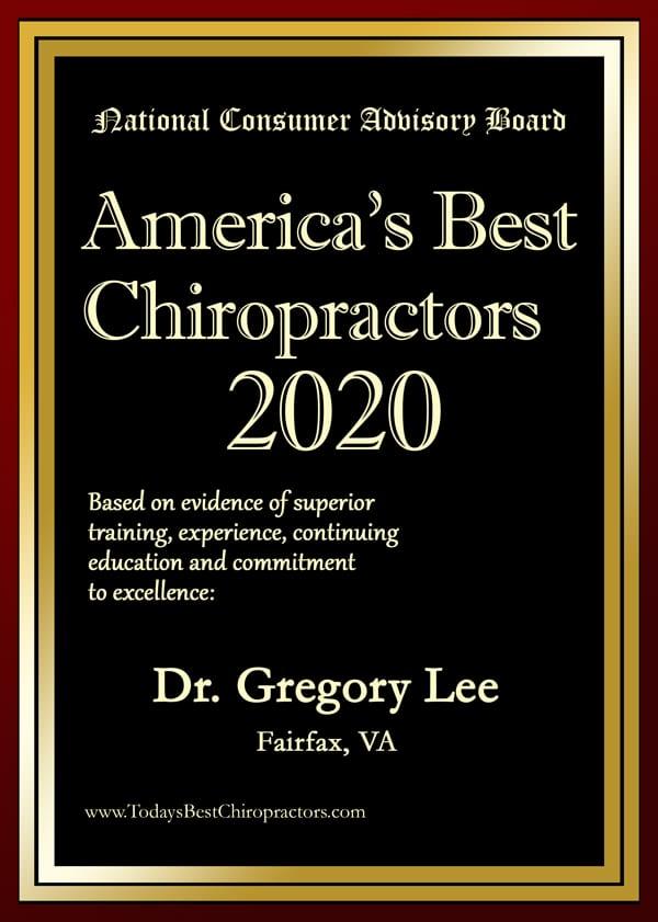 America Best Chiropractors 2020