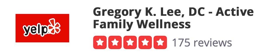 Yelp Reviews Active Family Wellness Fairfax