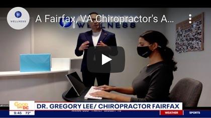 A Fairfax, VA Chiropractor's Advice on Ergonomic Workstation Set Up to Avoid Headache Youtube Video