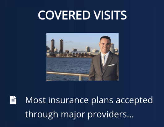 Message to Insurance plans we accept Fairfax