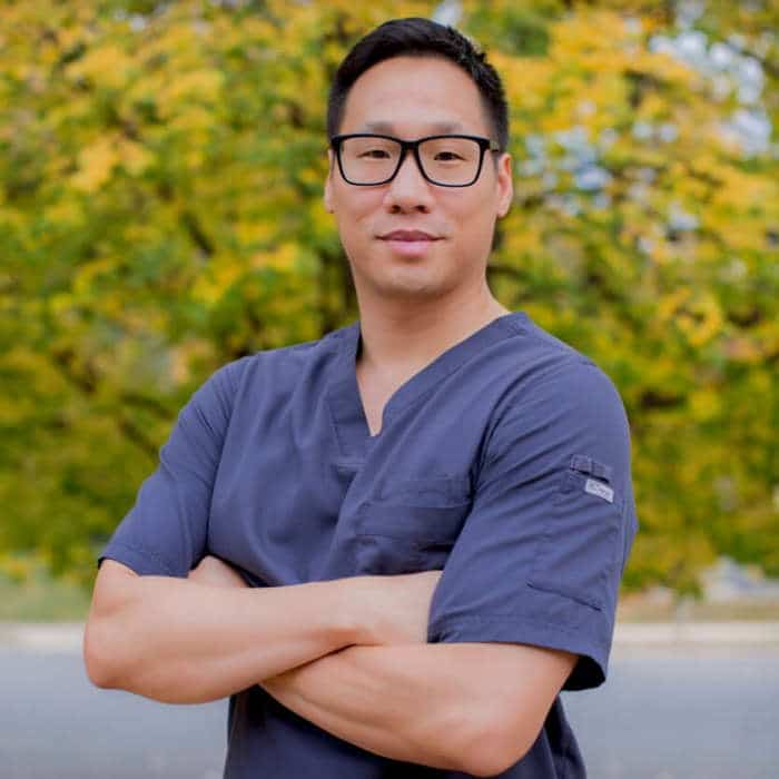 Dr. Gregory Lee DC Fairfax Chiropractor